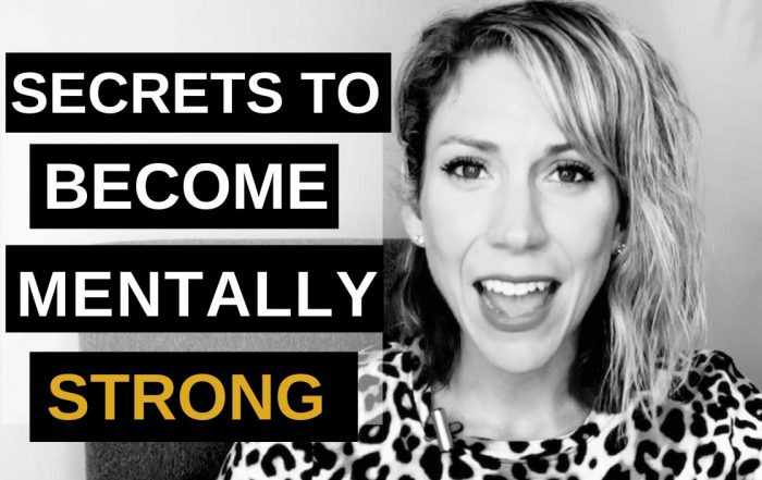 9 Ways to Become More Mentally Strong