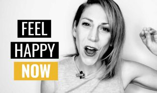 How to Feel Happy in Less Than 60 Seconds