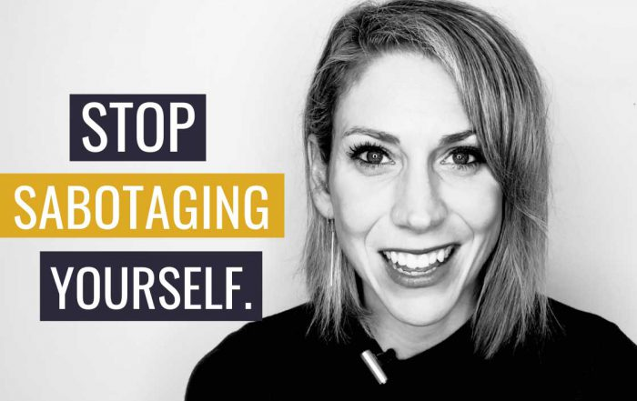 Self-Sabotaging Habits That Are Keeping You Stuck