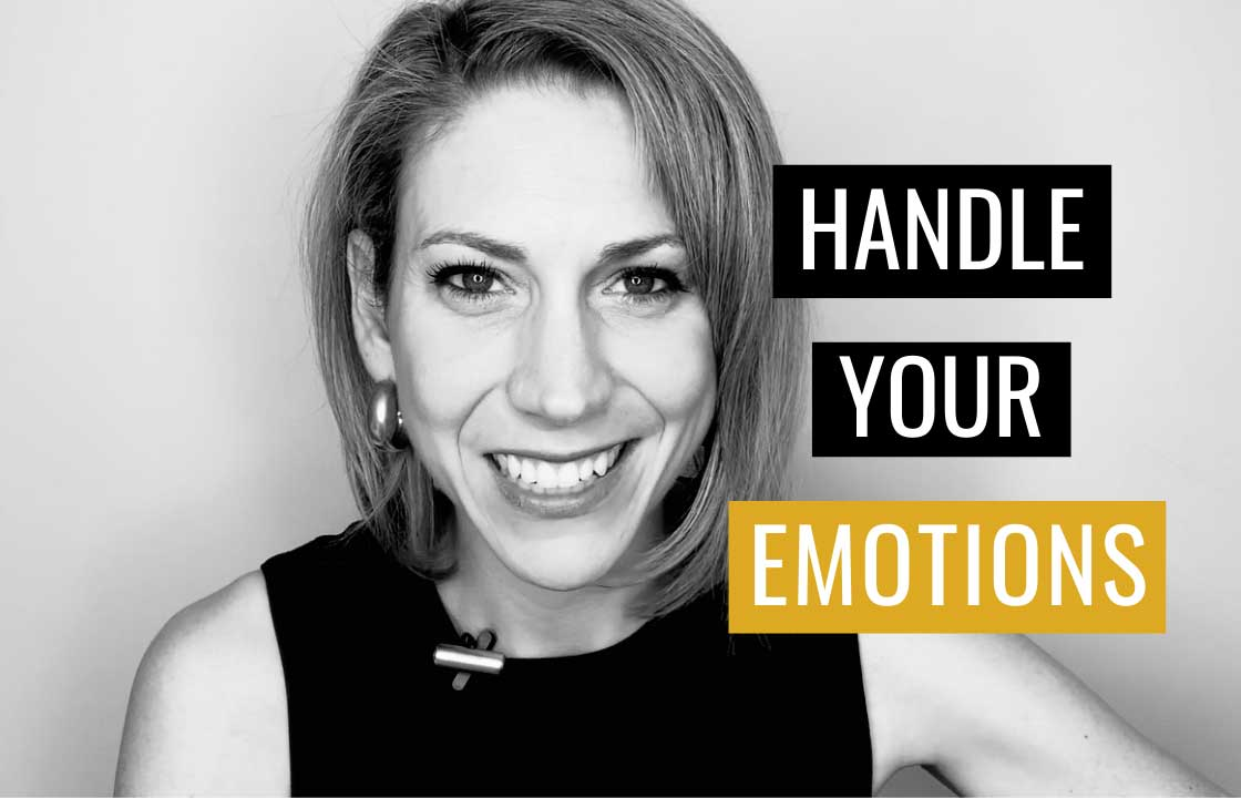 How to Handle Intense Emotions | Stop Getting Triggered