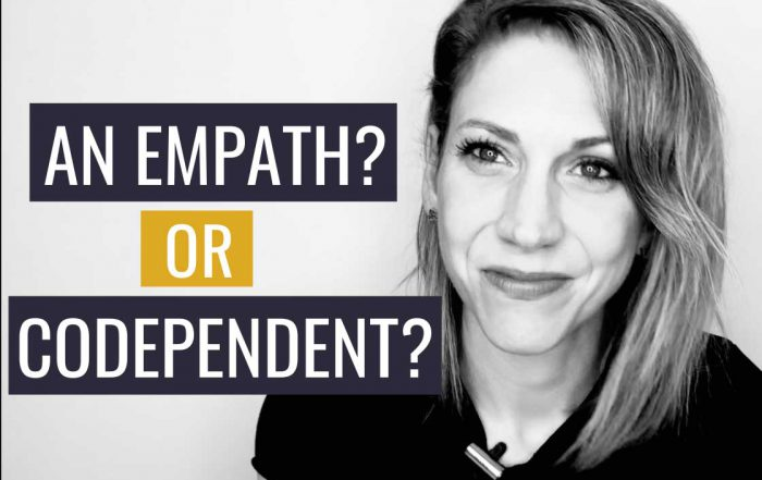 The Difference Between Being an Empath & Being Codependent