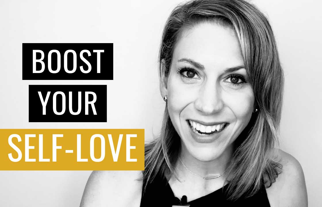 One Simple Trick to Actually Love Yourself More