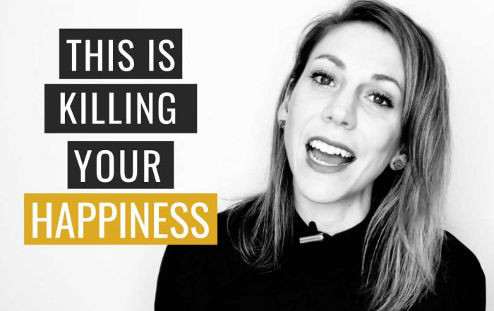 5 Little Things that are Killing Your Happiness