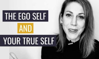 The Difference Between The Ego Self and Your True Self