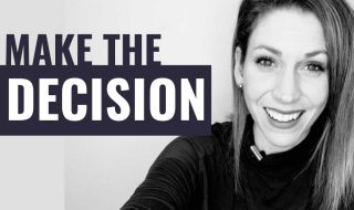 Can't Make A Decision?