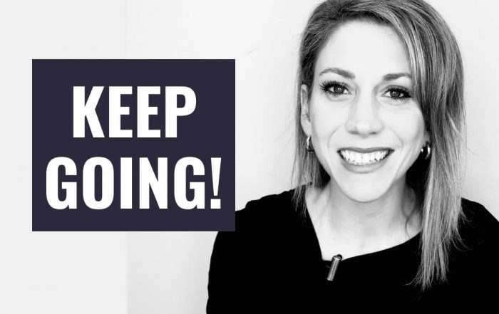 How To Stop Quitting Things You Start