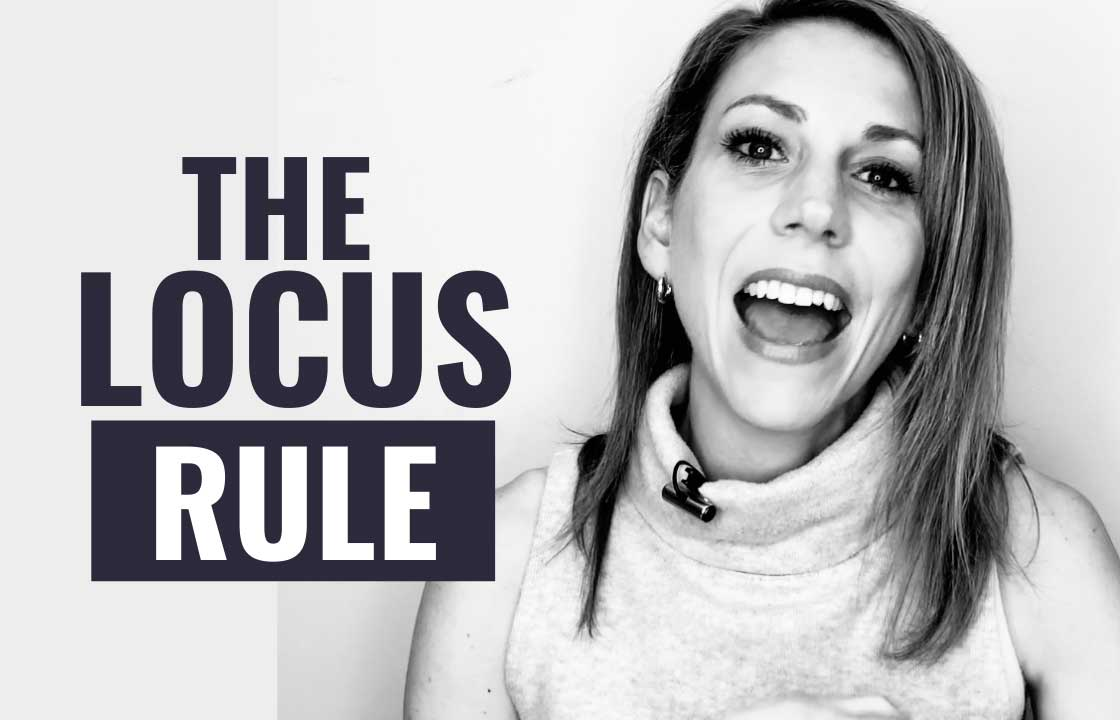 How to Change Your Life with The Locus Rule